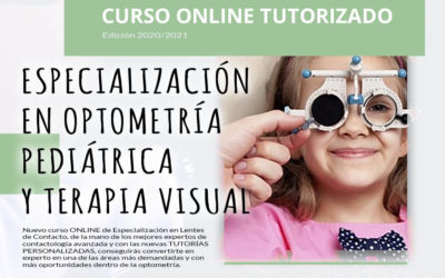 Optometría Pediátrica y Terapia Visual – Curso de Especialización Tutorizado
