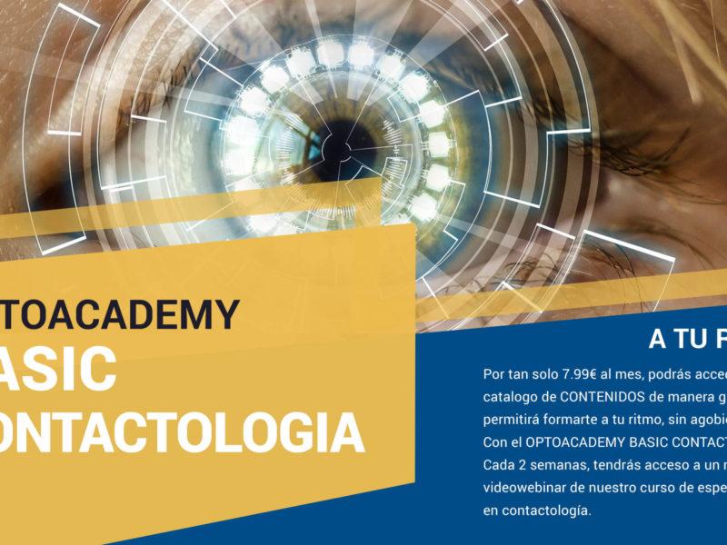 Optoacademy Basic Contactología