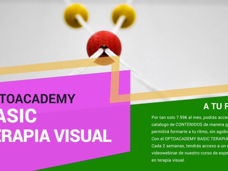 Optoacademy Basic Terapia Visual